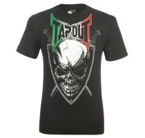 Tapout Locos Shield T Shirt Mens